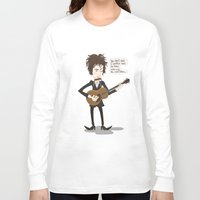 dylan Long Sleeve T-shirts featuring Dylan by AnaMF