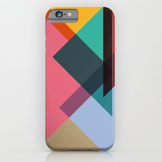 Triangles (Part 2) iPhone & iPod Case