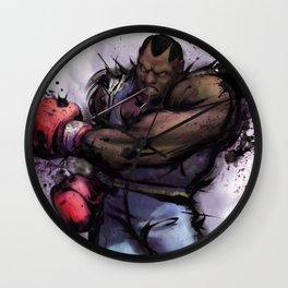 Full Boxing Wall Clock