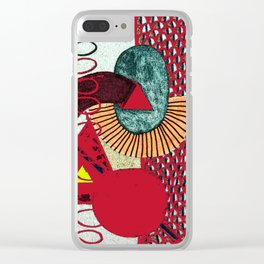 DESIGN AND THE CITY N3 Clear iPhone Case