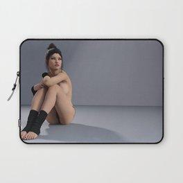 Topless Dancer - Pin Up - Balarina - ZG 3D Laptop Sleeve