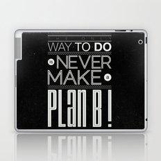 Plan B Laptop & iPad Skin