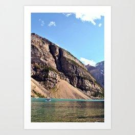 Moraine Lake 2 Art Print
