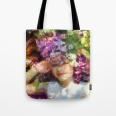 dreams about spring Tote Bag