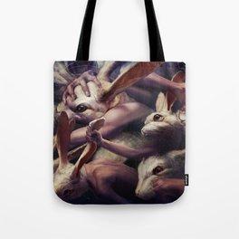 Go forward and forward Tote Bag