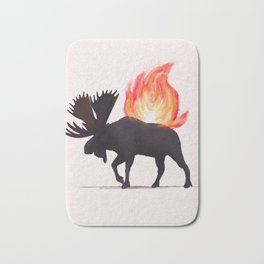 Burntumn Bath Mat