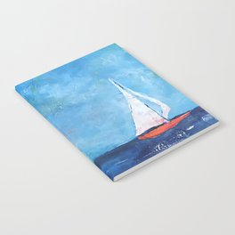 Nainy's Boat Notebook
