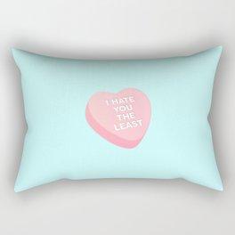 Candy Heart Rectangular Pillow