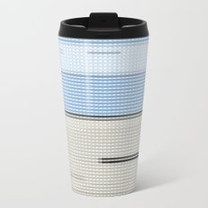 Pantone as pixel Mac Metal Travel Mug