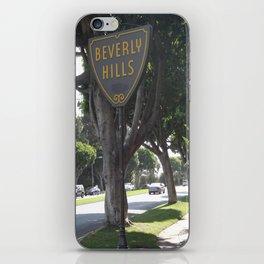 90210 iPhone Skin