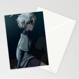 tfw no gf (gon freecss) Stationery Cards