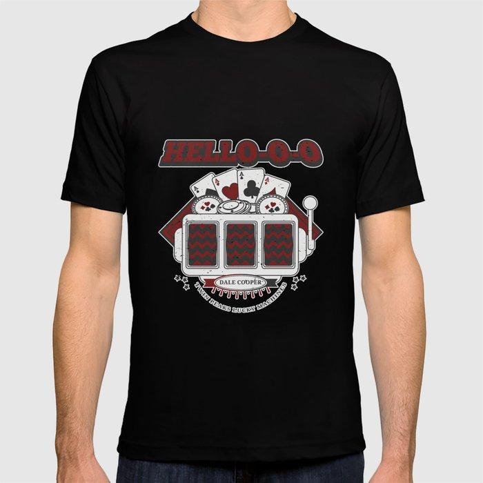 TWIN PEAKS HELLO T-shirt