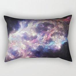 Cosmic Flow Rectangular Pillow