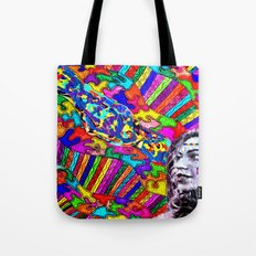 A Colorful Vision  Tote Bag
