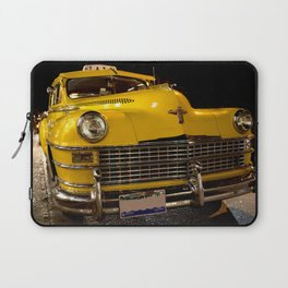 COOL CLASSIC NIGHT TAXI Laptop Sleeve