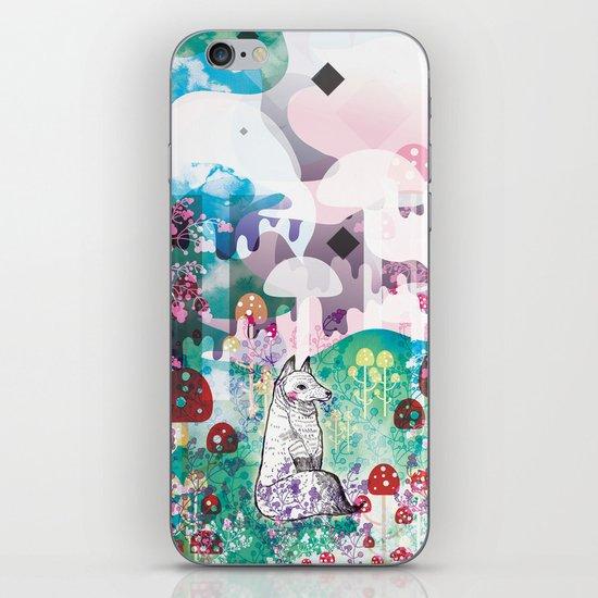 Wonder World iPhone Skin