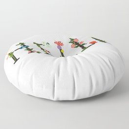 HELLO Floor Pillow