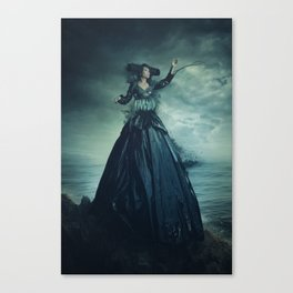 Hantise Canvas Print