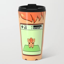Vulpix PokeTama Travel Mug