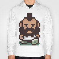 earthbound Hoodies featuring Mr. T ... Is that you? Earthbound / Mother 2 by Studio Momo╰༼ ಠ益ಠ ༽