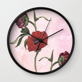 Paling into significance Wall Clock