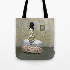 frida kahlos' grandgrandgrandmother Tote Bag