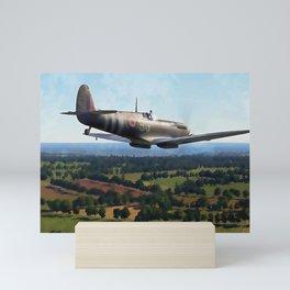 Supermarine Spitfire Mini Art Print