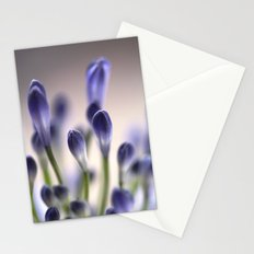Agapanthus Buds Stationery Cards