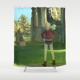 FGO: Glastonbury Shower Curtain