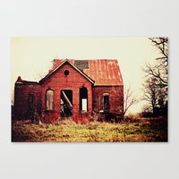 stay gold Canvas Prints featuring Stay Gold by Jo Bekah Photography