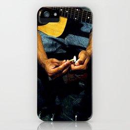 Strings iPhone Case