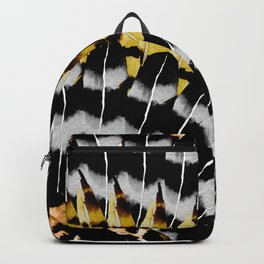 Feather Fringe Backpack