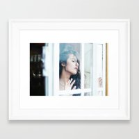 sydney Framed Art Prints featuring Sydney by Madalena Tavares
