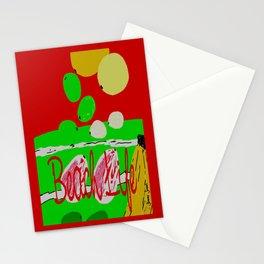 Beach Life Fruit  Stationery Cards