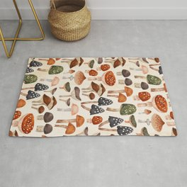 Mushrooms Rug