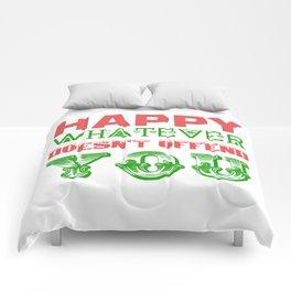 Happy Whatever Xmas Comforters