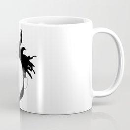 Amine Outline Coffee Mug