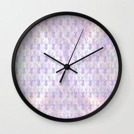 """Vixen X Abstract"" Wall Clock"