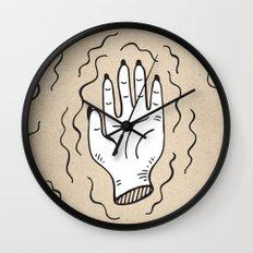 Handy Work Wall Clock