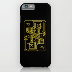 King of Hearts Slim Case iPhone 6s