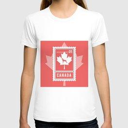 CANADA WEIM STAMP T-shirt