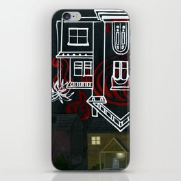 Hell's Paradise (no text) iPhone Skin