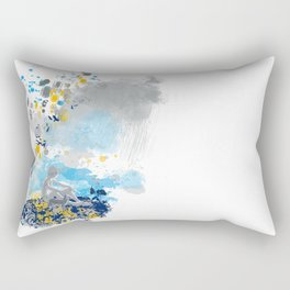 a room with view from asteroid B 612 _ the little prince Rectangular Pillow