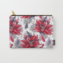 Flower melancholy Carry-All Pouch