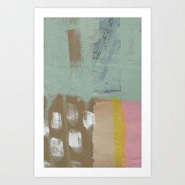 SCALES Art Print