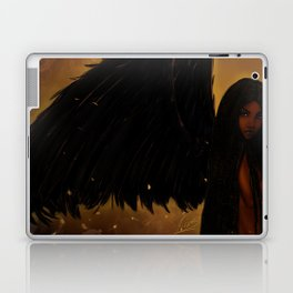 Dark Angel Laptop & iPad Skin