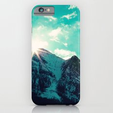 Mountain Starburst Slim Case iPhone 6s