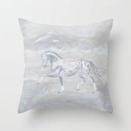 Springbank 2 Throw Pillow