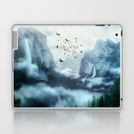 Mountain Morning 3 Laptop & iPad Skin