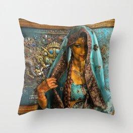 Priya  Throw Pillow